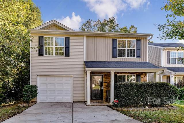 824 Fescue Court, Charlotte, NC 28216 (#3791435) :: Carlyle Properties