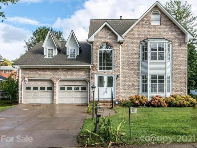 16 Park Avenue, Asheville, NC 28803 (#3791465) :: Homes Charlotte