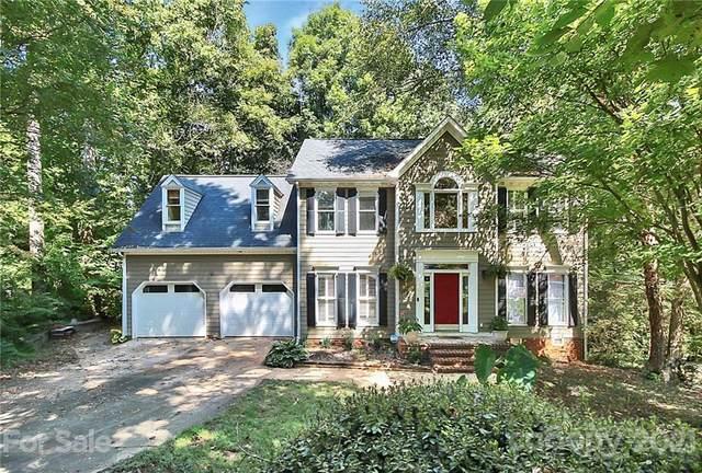 4600 Deer Cross Trail, Charlotte, NC 28269 (#3791534) :: Carlyle Properties