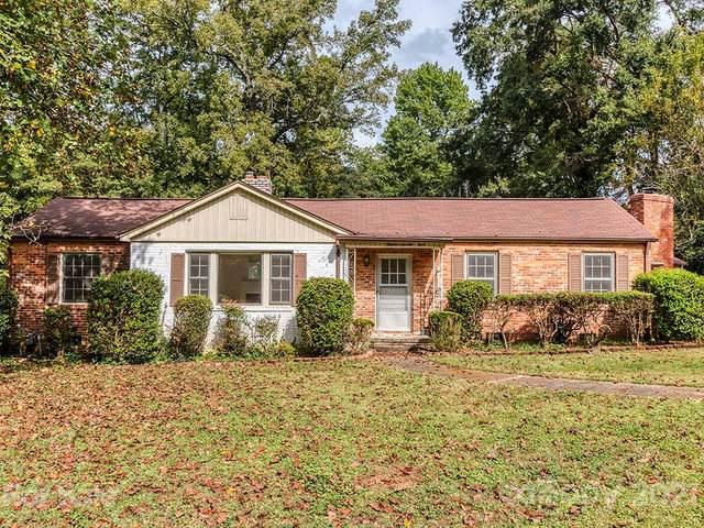 1373 Carolyn Drive, Charlotte, NC 28205 (#3791538) :: Carlyle Properties