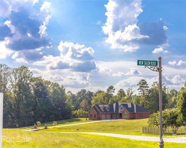 Lot 24 New Salem Road #24, Statesville, NC 28625 (#3791561) :: Mossy Oak Properties Land and Luxury
