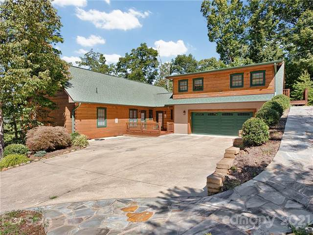 54 Balsamwood Road, Leicester, NC 28748 (#3791562) :: Mossy Oak Properties Land and Luxury