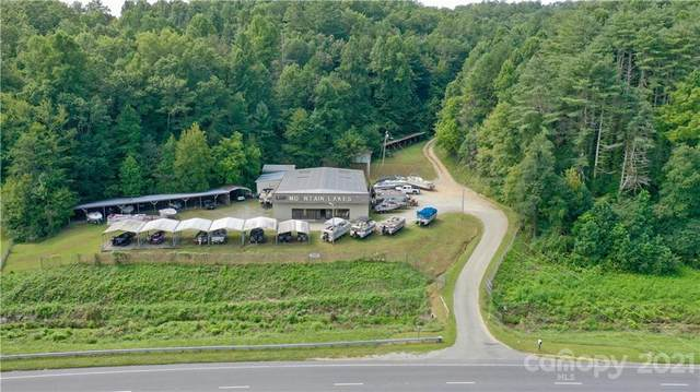 5701 Hwy 19 Highway, Bryson City, NC 28713 (#3791597) :: BluAxis Realty