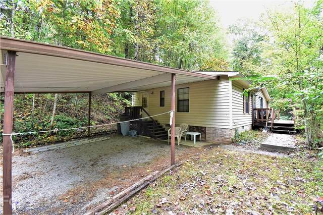 198 Fox Ridge Drive, Hendersonville, NC 28739 (#3791654) :: Homes Charlotte