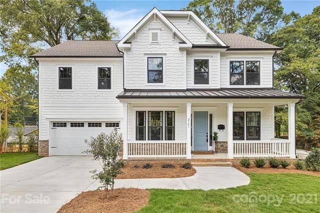 2141 Parson Street, Charlotte, NC 28205 (#3791676) :: Homes Charlotte