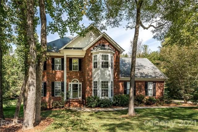 5524 Crown Hill Drive, Mint Hill, NC 28227 (#3791873) :: Briggs American Homes