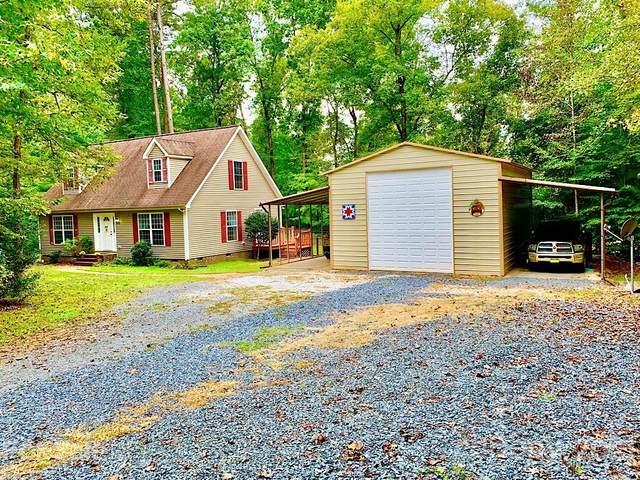 195 Chapel Hill Drive, Troy, NC 27371 (#3791968) :: High Performance Real Estate Advisors