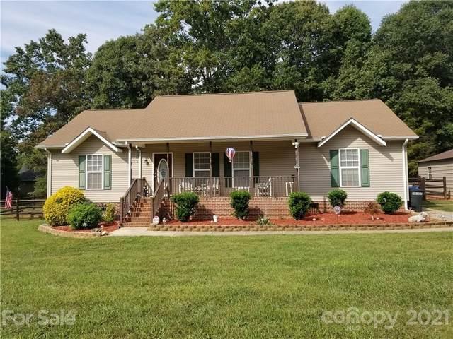 336 Flower House Loop, Troutman, NC 28166 (#3792071) :: Homes Charlotte
