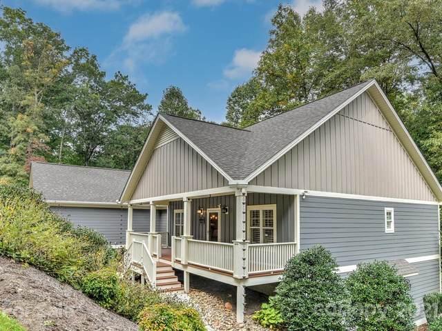 31 Jr Estates Drive, Candler, NC 28715 (#3792078) :: Premier Realty NC