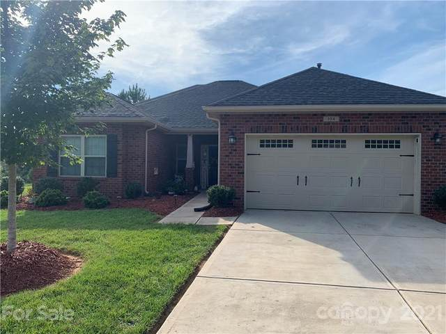 104 Harvest Farm Court 84/108, Mount Holly, NC 28120 (#3792081) :: Briggs American Homes