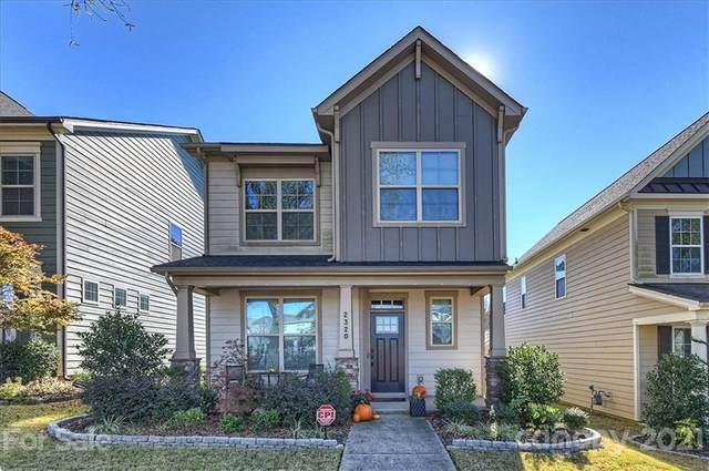 2320 Double Oaks Road, Charlotte, NC 28206 (#3792137) :: LePage Johnson Realty Group, LLC