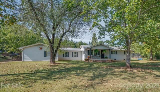 455 Sandy Plains Road, Tryon, NC 28782 (#3792145) :: LePage Johnson Realty Group, LLC
