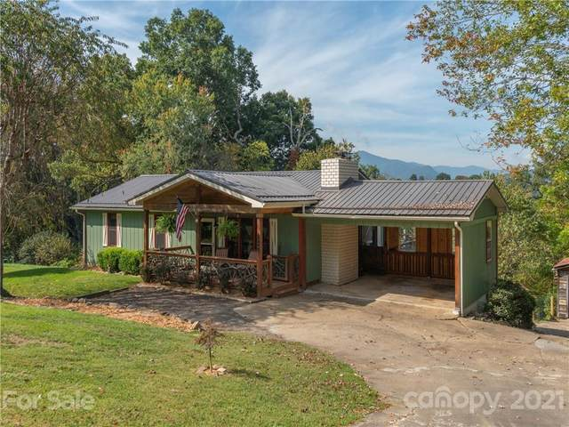 142 Acorn Lane, Clyde, NC 28721 (#3792155) :: Carlyle Properties