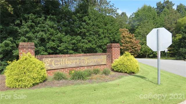 Lot 105 Turkey Roost Road #105, Rutherfordton, NC 28139 (#3792156) :: Mossy Oak Properties Land and Luxury
