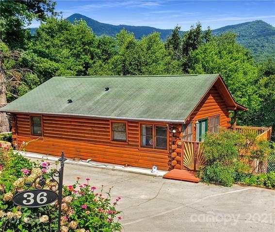 36 Cedarwood Drive, Waynesville, NC 28785 (#3792277) :: Briggs American Homes