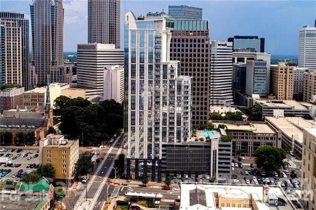 333 W Trade Street #810, Charlotte, NC 28202 (#3792381) :: LePage Johnson Realty Group, LLC
