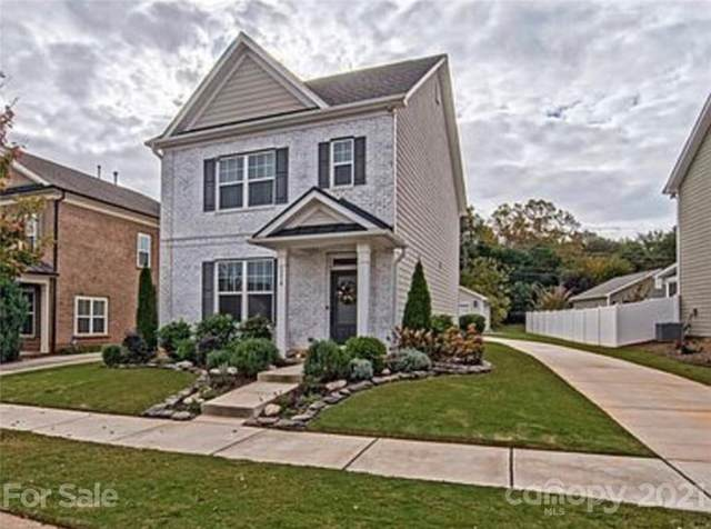 5214 Irving Drive, Charlotte, NC 28216 (#3792388) :: High Performance Real Estate Advisors