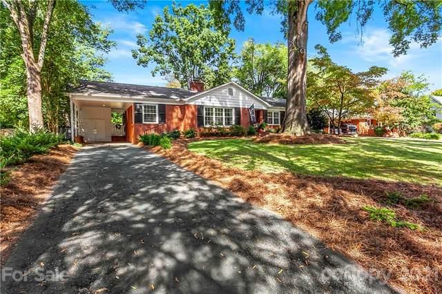 5011 Wedgewood Drive, Charlotte, NC 28210 (#3792452) :: Homes Charlotte
