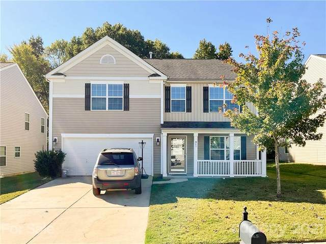 4910 William Caldwell Avenue, Charlotte, NC 28213 (#3792464) :: Johnson Property Group - Keller Williams
