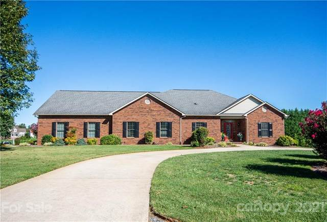 250 Meadow Oaks Drive, Statesville, NC 28625 (#3792614) :: Cloninger Properties