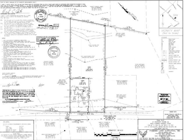 8216 Starnes Randall Road, Charlotte, NC 28215 (#3792616) :: MartinGroup Properties