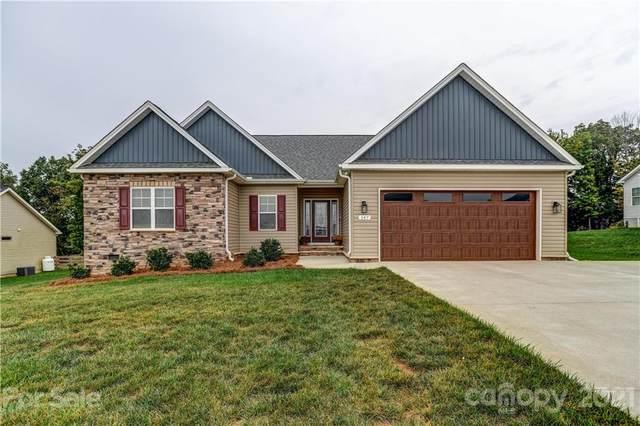 147 Greythorn Drive, Statesville, NC 28625 (#3792657) :: Besecker & Maynard Group