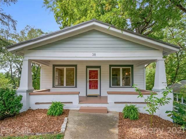 38 Dellwood Street, Asheville, NC 28806 (#3792662) :: Homes Charlotte
