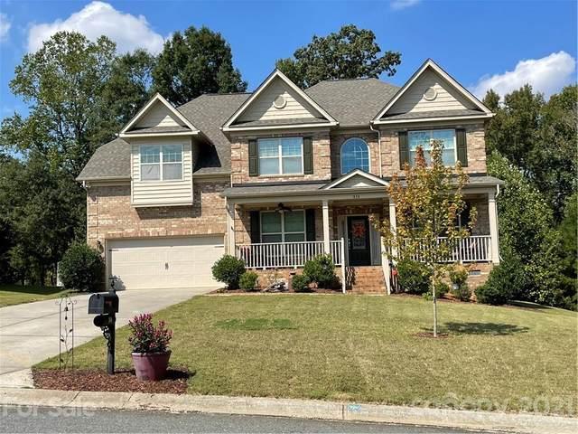 834 Palmetto Bay Drive, Fort Mill, SC 29715 (#3792686) :: Homes Charlotte