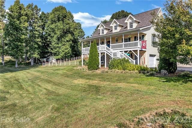6 Double Brook Drive, Weaverville, NC 28787 (#3792723) :: Mossy Oak Properties Land and Luxury