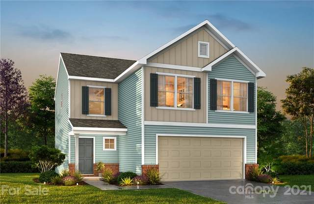 721 Yorkshire Drive 27A, Albemarle, NC 28001 (#3792747) :: Carlyle Properties