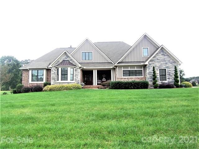 126 Augusta Lane, Shelby, NC 28150 (#3792756) :: High Performance Real Estate Advisors