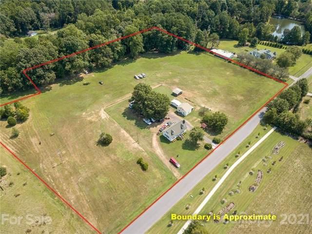15500 Ewart Road, Huntersville, NC 28078 (#3792762) :: LePage Johnson Realty Group, LLC