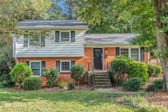 4211 Murrayhill Road, Charlotte, NC 28209 (#3792810) :: Premier Realty NC