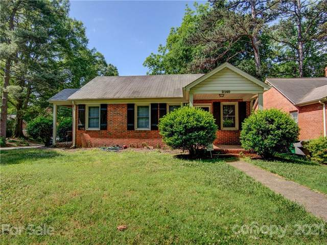 2140 Bay Street, Charlotte, NC 28205 (#3792877) :: Briggs American Homes