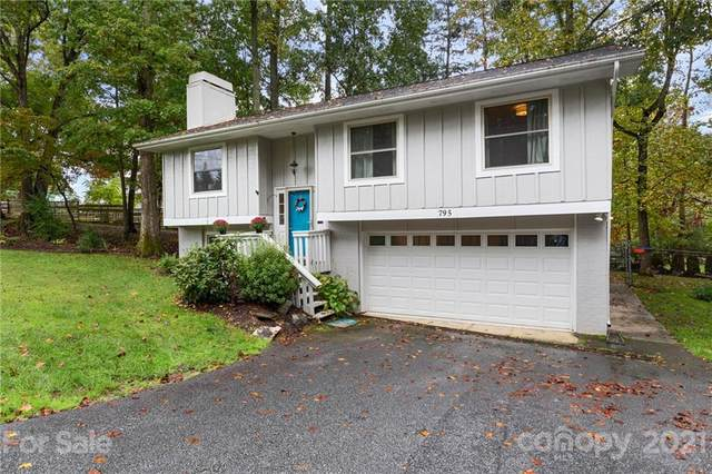 795 Fanning Bridge Road, Fletcher, NC 28732 (#3792934) :: Homes Charlotte
