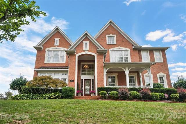 9918 Hillspring Drive, Huntersville, NC 28078 (#3793045) :: Homes Charlotte