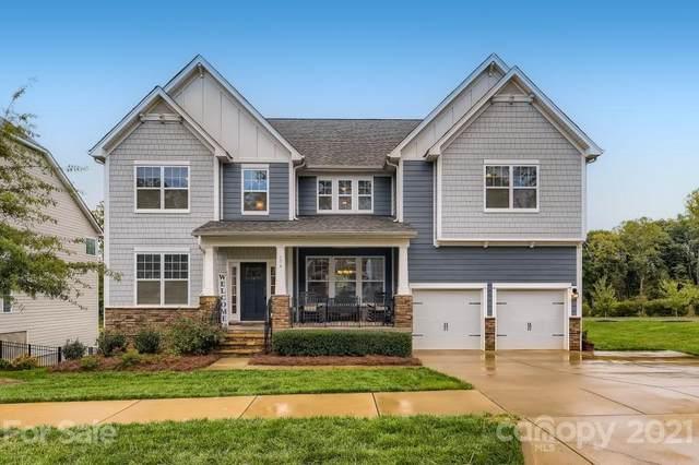 176 Canoe Pole Lane, Mooresville, NC 28117 (#3793091) :: Homes Charlotte