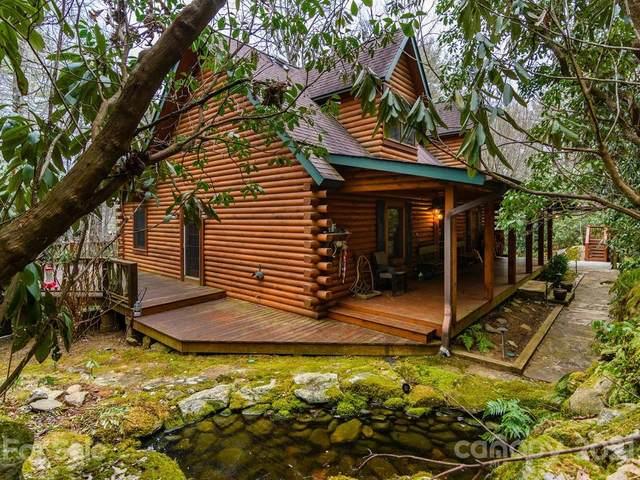 399 W Club Boulevard #3, Lake Toxaway, NC 28747 (#3793121) :: Love Real Estate NC/SC