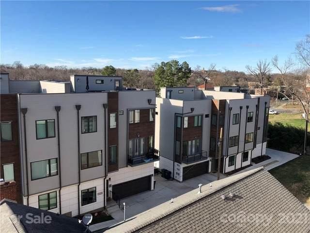 914 Westbrook Drive B, Charlotte, NC 28202 (#3793196) :: LePage Johnson Realty Group, LLC