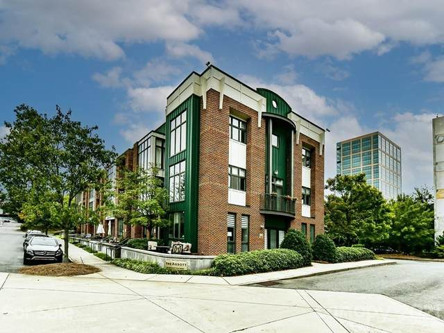 1937 Abbott Street, Charlotte, NC 28203 (#3793202) :: High Performance Real Estate Advisors