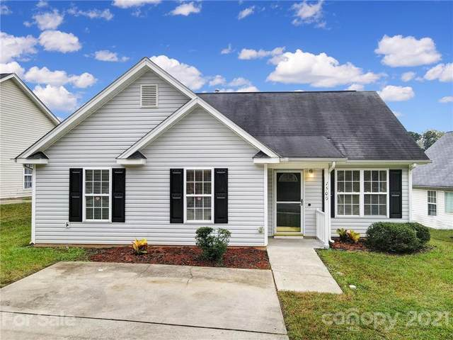 1500 Capps Hill Mine Road, Charlotte, NC 28216 (#3793234) :: LePage Johnson Realty Group, LLC
