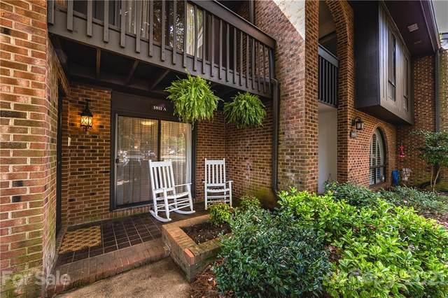 5811 Sharon Road A, Charlotte, NC 28210 (#3793252) :: Love Real Estate NC/SC