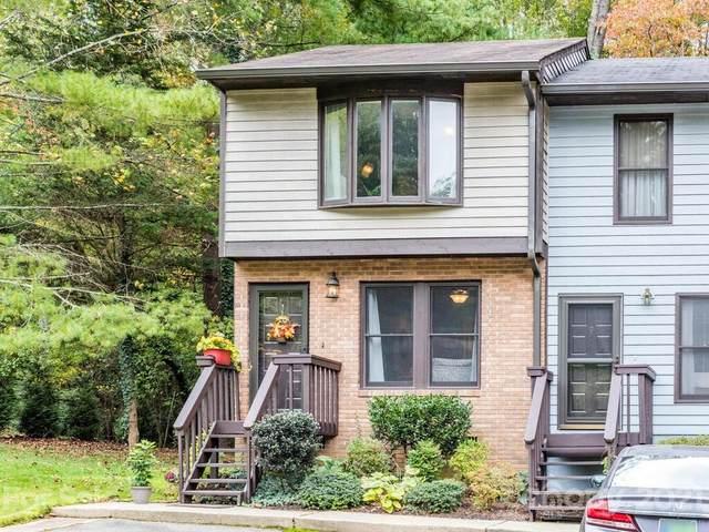4 Bramblewood Drive #10, Arden, NC 28704 (#3793335) :: Carmen Miller Group