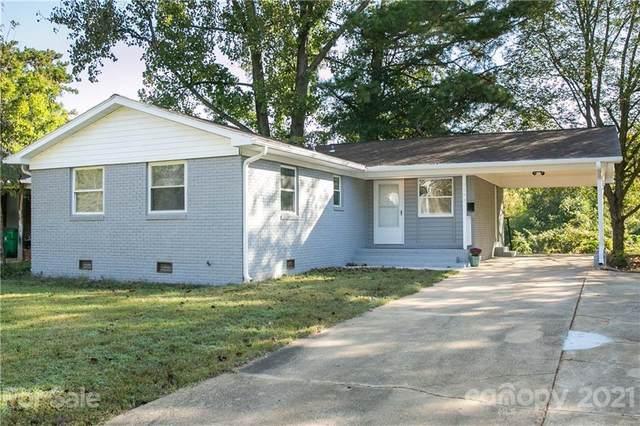 2109 Longleaf Drive, Charlotte, NC 28210 (#3793344) :: Briggs American Homes