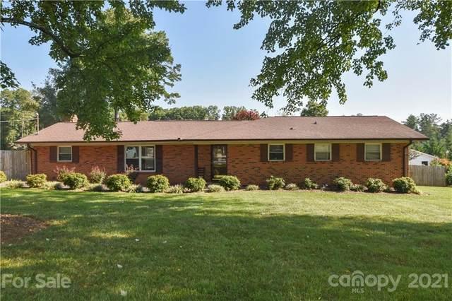 4116 David Drive, Matthews, NC 28105 (#3793354) :: High Performance Real Estate Advisors