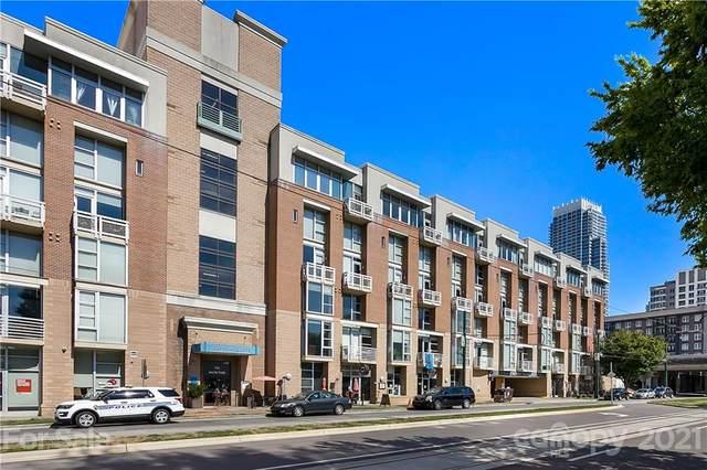 710 Trade Street #315, Charlotte, NC 28202 (#3793407) :: High Performance Real Estate Advisors