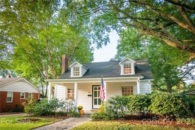 3122 Barnhill Drive, Charlotte, NC 28205 (#3793519) :: Homes Charlotte