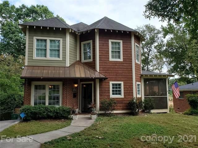2637 Bay Street, Charlotte, NC 28205 (#3793529) :: Briggs American Homes