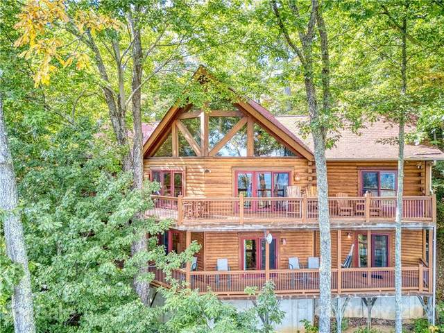 382 Walela Trail, Maggie Valley, NC 28751 (#3793548) :: Homes Charlotte