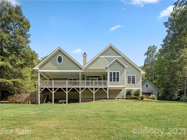 38 Happy Hollow Road, Clyde, NC 28721 (#3793553) :: Ann Rudd Group
